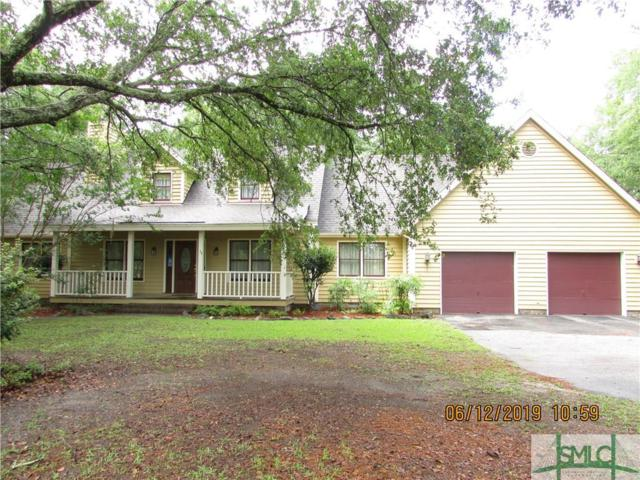 45 Perry Road, Bloomingdale, GA 31302 (MLS #208155) :: The Randy Bocook Real Estate Team
