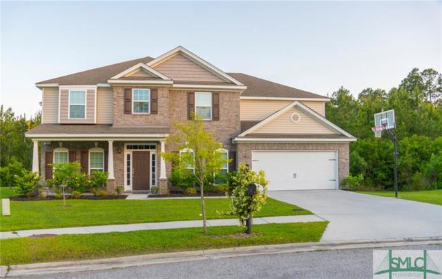 110 Tackhouse Court, Guyton, GA 31312 (MLS #208199) :: The Randy Bocook Real Estate Team