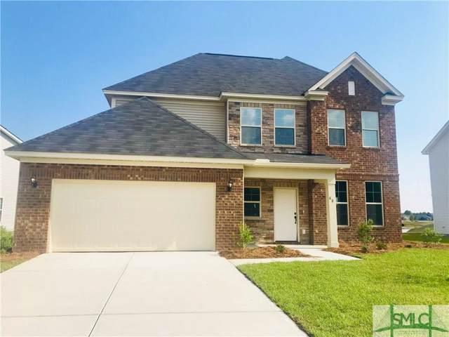 68 Winslow Circle, Savannah, GA 31407 (MLS #208249) :: The Randy Bocook Real Estate Team