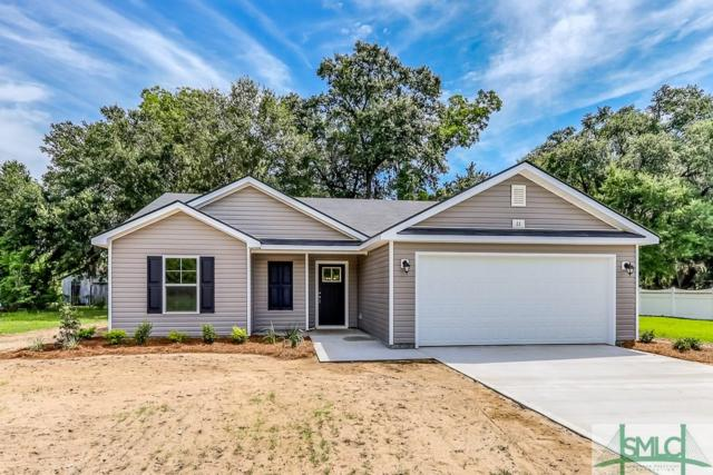 11 Hidden Creek Drive, Guyton, GA 31312 (MLS #208326) :: The Randy Bocook Real Estate Team