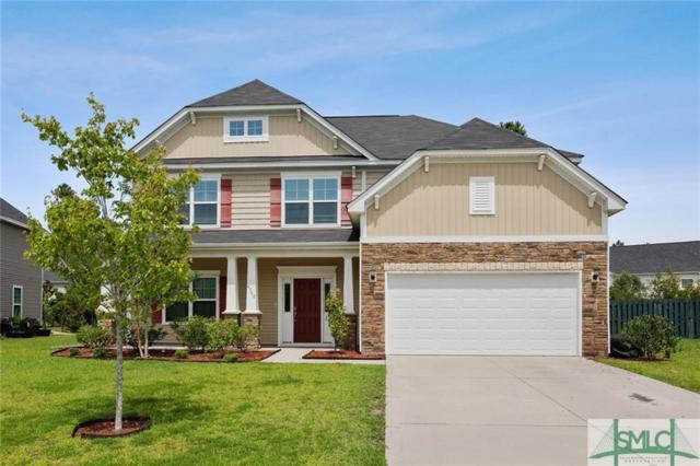 4540 Garden Hills Loop, Richmond Hill, GA 31324 (MLS #208371) :: The Arlow Real Estate Group