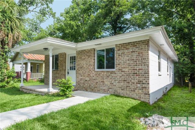 1016 W 42nd Street, Savannah, GA 31415 (MLS #208526) :: The Randy Bocook Real Estate Team