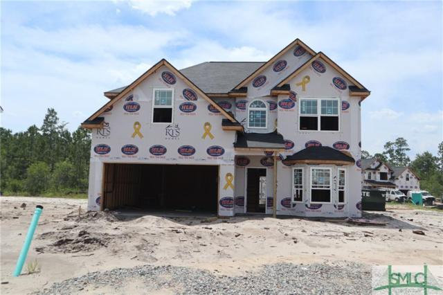 1249 Evergreen Trail, Hinesville, GA 31313 (MLS #208574) :: Teresa Cowart Team
