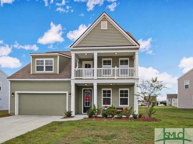 95 Westbourne Way, Savannah, GA 31407 (MLS #208680) :: Liza DiMarco