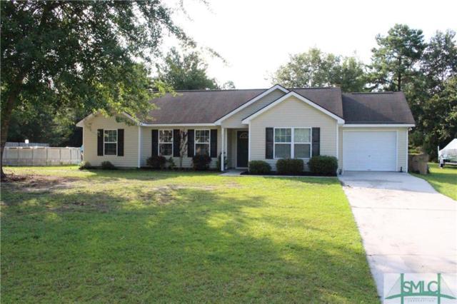 196 Walker Drive, Guyton, GA 31312 (MLS #208688) :: Teresa Cowart Team