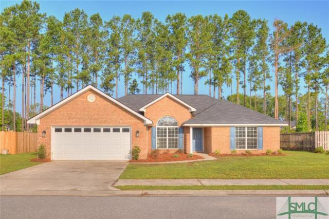 366 Manchester Court, Midway, GA 31320 (MLS #208734) :: The Randy Bocook Real Estate Team