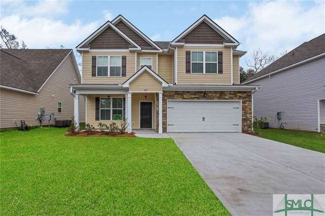 117 Annie Drive, Guyton, GA 31312 (MLS #208840) :: The Arlow Real Estate Group