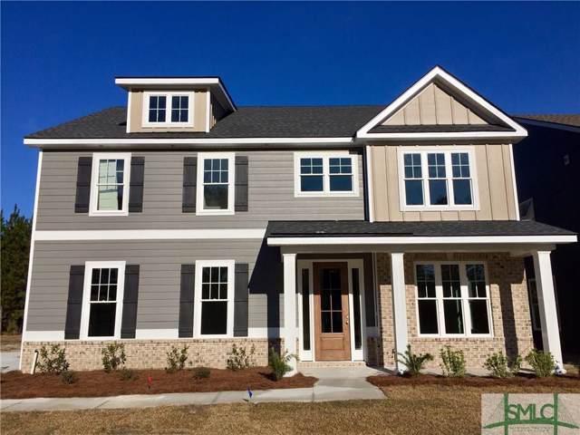 258 Highland Circle, Richmond Hill, GA 31324 (MLS #208854) :: The Arlow Real Estate Group