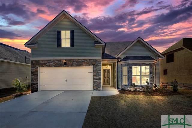 108 Annie Drive, Guyton, GA 31312 (MLS #208859) :: The Randy Bocook Real Estate Team
