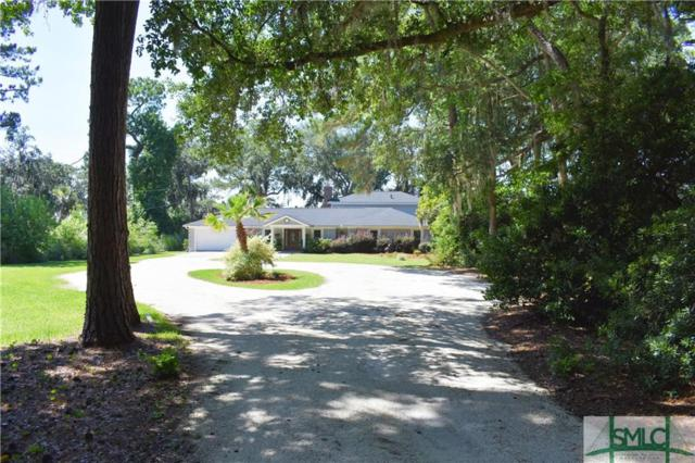 603 Suncrest Boulevard, Savannah, GA 31410 (MLS #208954) :: Keller Williams Coastal Area Partners