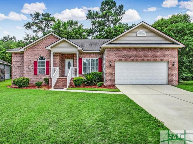 117 Live Oak Lane, Garden City, GA 31408 (MLS #209009) :: The Randy Bocook Real Estate Team