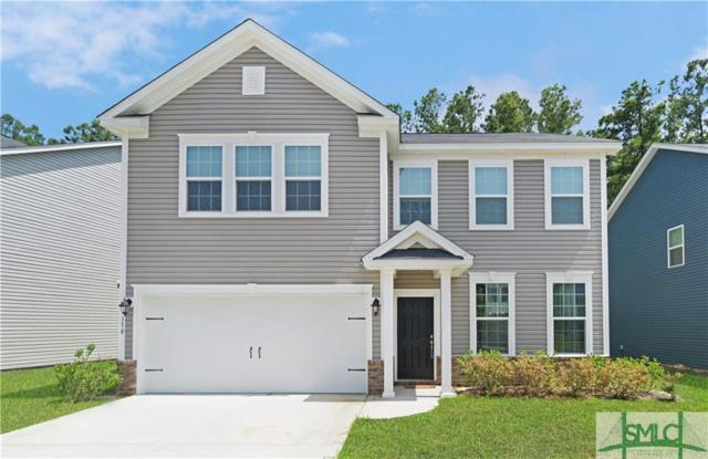 378 Southwilde Way, Pooler, GA 31322 (MLS #209076) :: The Randy Bocook Real Estate Team