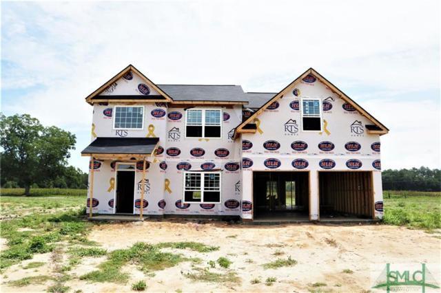 32 Dove Run Drive NE, Ludowici, GA 31316 (MLS #209122) :: The Randy Bocook Real Estate Team