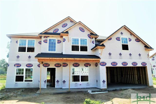 50 Dove Run Drive NE, Ludowici, GA 31316 (MLS #209124) :: The Randy Bocook Real Estate Team