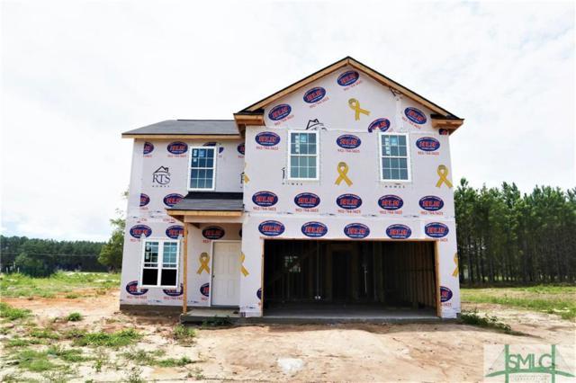 41 Dove Run Drive NE, Ludowici, GA 31316 (MLS #209127) :: The Randy Bocook Real Estate Team