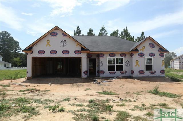 27 Dove Run Drive NE, Ludowici, GA 31316 (MLS #209131) :: The Randy Bocook Real Estate Team