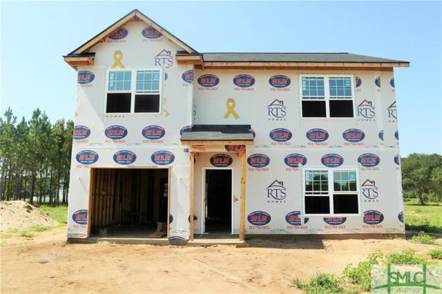 30 Covey Lane NE, Ludowici, GA 31316 (MLS #209150) :: The Randy Bocook Real Estate Team