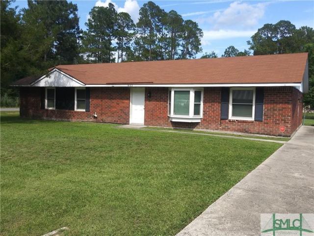 902 Copeland Drive, Hinesville, GA 31313 (MLS #209152) :: Teresa Cowart Team