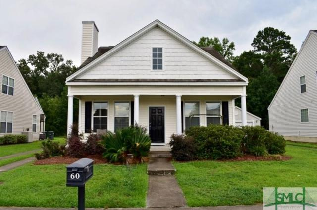 60 Godley Park Way, Savannah, GA 31407 (MLS #209198) :: Teresa Cowart Team