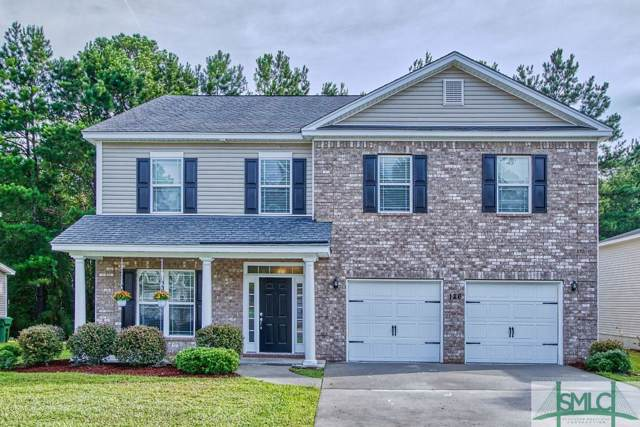 126 Magnolia Drive, Pooler, GA 31322 (MLS #209199) :: The Arlow Real Estate Group