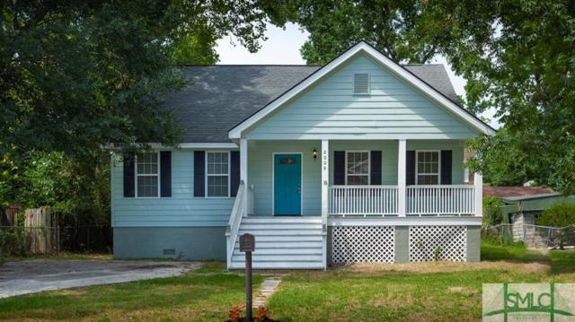 2008 Essex Avenue, Savannah, GA 31405 (MLS #209294) :: The Randy Bocook Real Estate Team