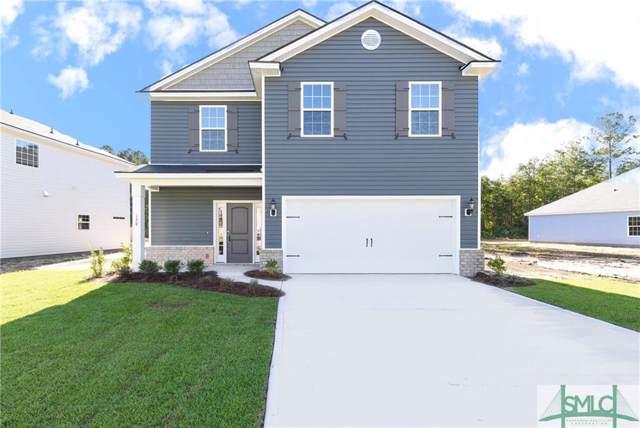 129 Red Maple Lane, Guyton, GA 31312 (MLS #209317) :: The Randy Bocook Real Estate Team