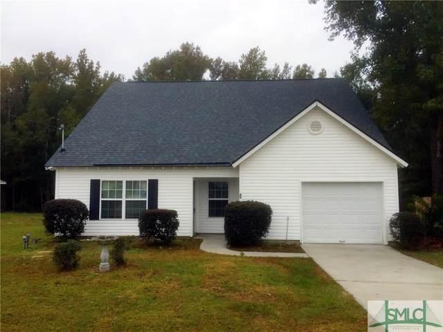 45 Bonnie Circle, Ellabell, GA 31308 (MLS #209332) :: The Randy Bocook Real Estate Team