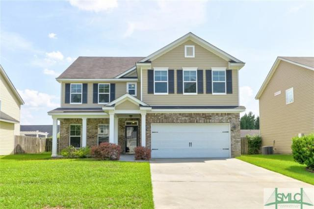 11 Melody Drive, Pooler, GA 31322 (MLS #209388) :: McIntosh Realty Team