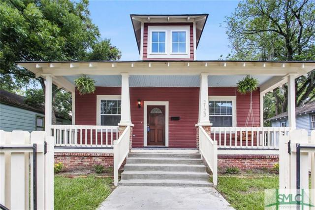 2123 Atlantic Avenue, Savannah, GA 31401 (MLS #209389) :: Teresa Cowart Team