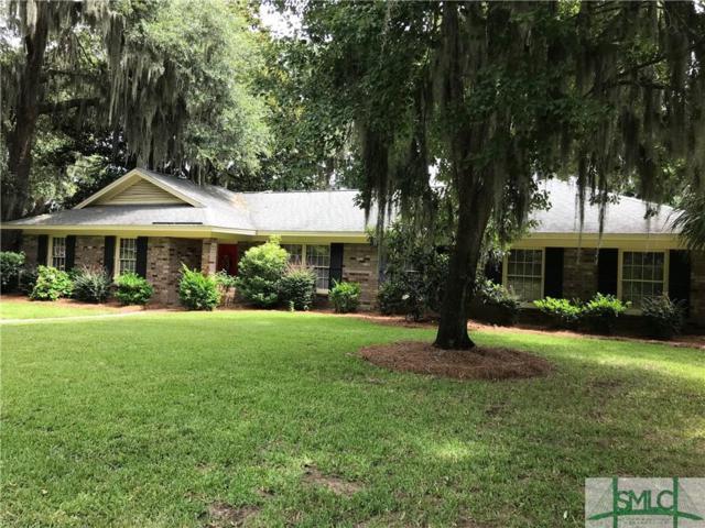 47 N Cromwell Road, Savannah, GA 31410 (MLS #209397) :: Liza DiMarco