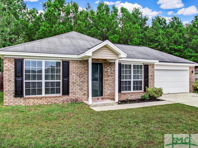 194 Aquinnah Drive, Pooler, GA 31322 (MLS #209630) :: Coastal Savannah Homes
