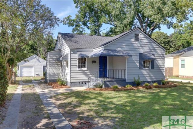 2306 E 40th Street, Savannah, GA 31404 (MLS #209639) :: The Randy Bocook Real Estate Team