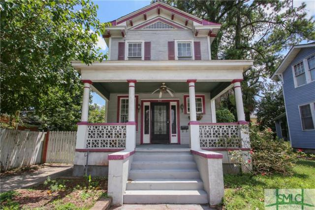 517 E 39th Street, Savannah, GA 31401 (MLS #209658) :: Keller Williams Coastal Area Partners