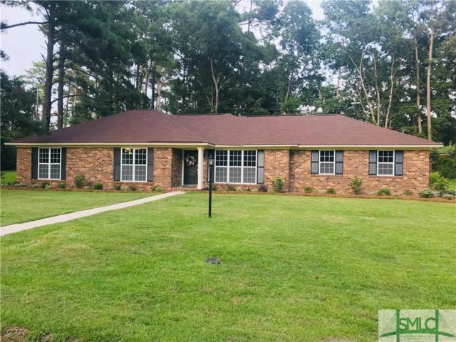 310 Brady Street, Pooler, GA 31322 (MLS #209674) :: The Randy Bocook Real Estate Team