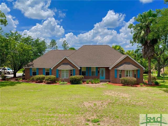 2029 Bethesda Road, Jesup, GA 31545 (MLS #209745) :: The Randy Bocook Real Estate Team