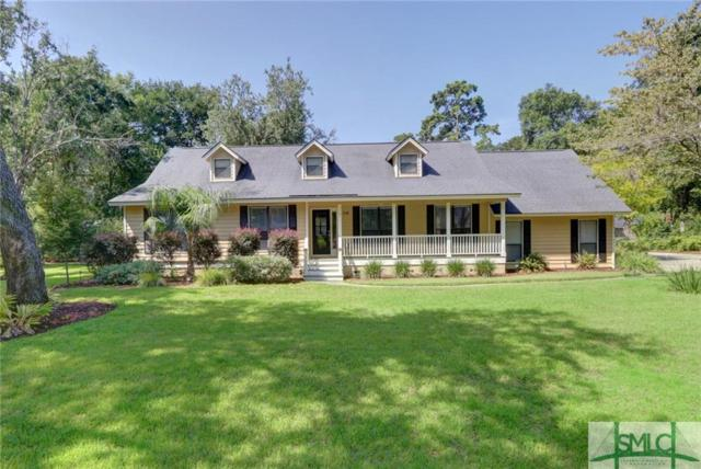 116 Melrose Avenue, Savannah, GA 31410 (MLS #209751) :: McIntosh Realty Team