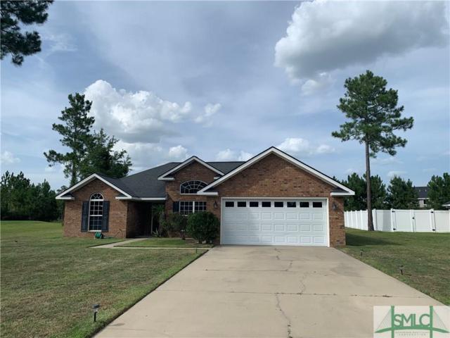 494 Burnt Pines Road NE, Ludowici, GA 31316 (MLS #209877) :: Teresa Cowart Team
