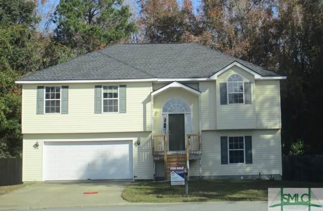 39 Carolina Ash Court, Midway, GA 31320 (MLS #209918) :: The Arlow Real Estate Group