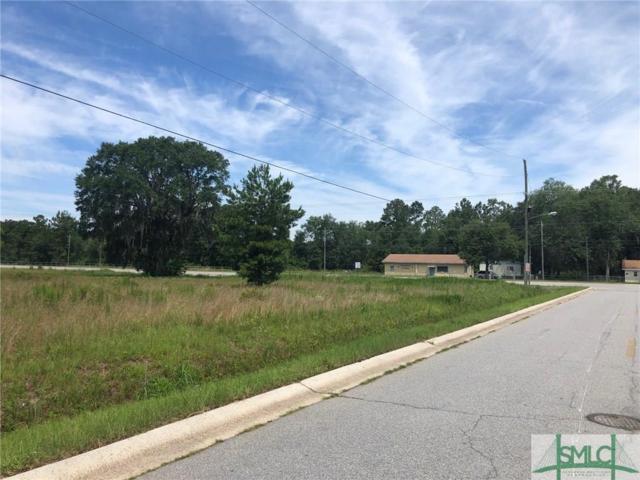 8.29 Acres Highway 196 West Other, Hinesville, GA 31313 (MLS #209980) :: Teresa Cowart Team