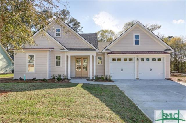 107 Timber Creek Drive, Rincon, GA 31326 (MLS #210005) :: The Randy Bocook Real Estate Team