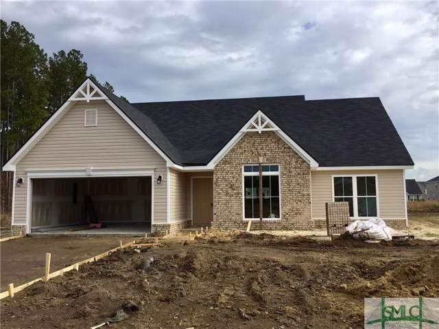 144 Orkney Road, Savannah, GA 31407 (MLS #210012) :: Heather Murphy Real Estate Group