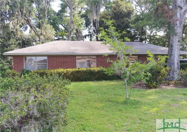 2104 Mason Drive, Savannah, GA 31404 (MLS #210098) :: McIntosh Realty Team