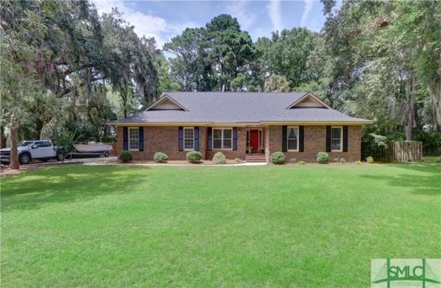 124 Dutch Island Drive, Savannah, GA 31406 (MLS #210176) :: Teresa Cowart Team