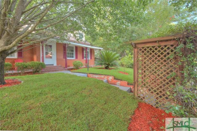 526 Durant Avenue, Savannah, GA 31404 (MLS #210227) :: The Randy Bocook Real Estate Team