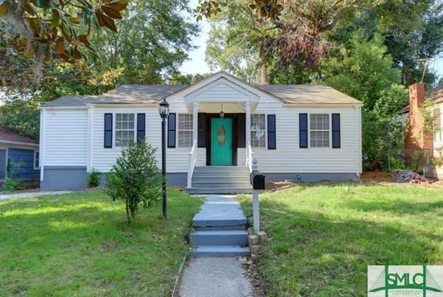 1704 E 31st Street, Savannah, GA 31404 (MLS #210290) :: The Randy Bocook Real Estate Team