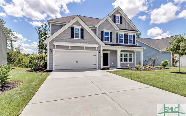 121 Baynard Street, Pooler, GA 31322 (MLS #210309) :: Keller Williams Coastal Area Partners