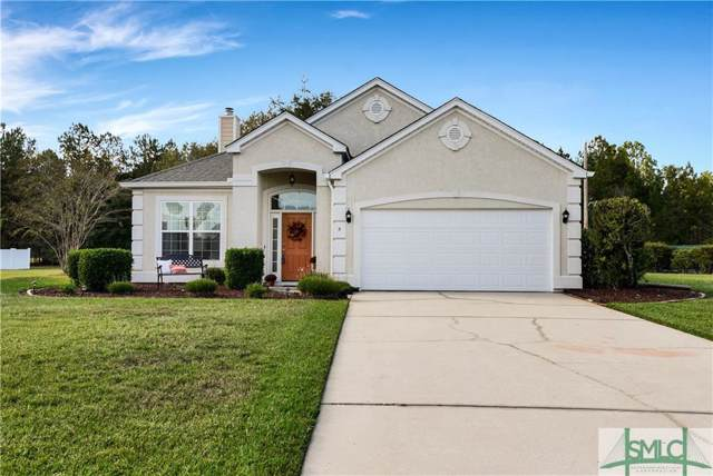 5 Old Bridge Drive, Pooler, GA 31322 (MLS #210477) :: Keller Williams Coastal Area Partners