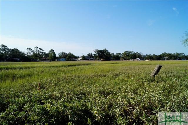 0 River Oak Lane, Tybee Island, GA 31328 (MLS #210547) :: Coastal Savannah Homes
