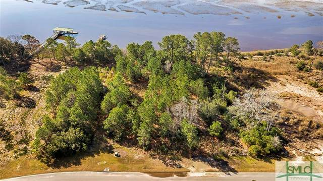 Lot 29 Jerico Marsh Road, Midway, GA 31320 (MLS #210674) :: The Arlow Real Estate Group
