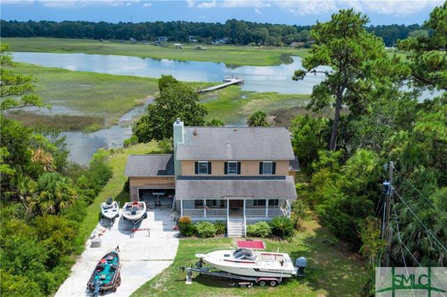 130 Battery Circle, Savannah, GA 31410 (MLS #210695) :: Keller Williams Coastal Area Partners